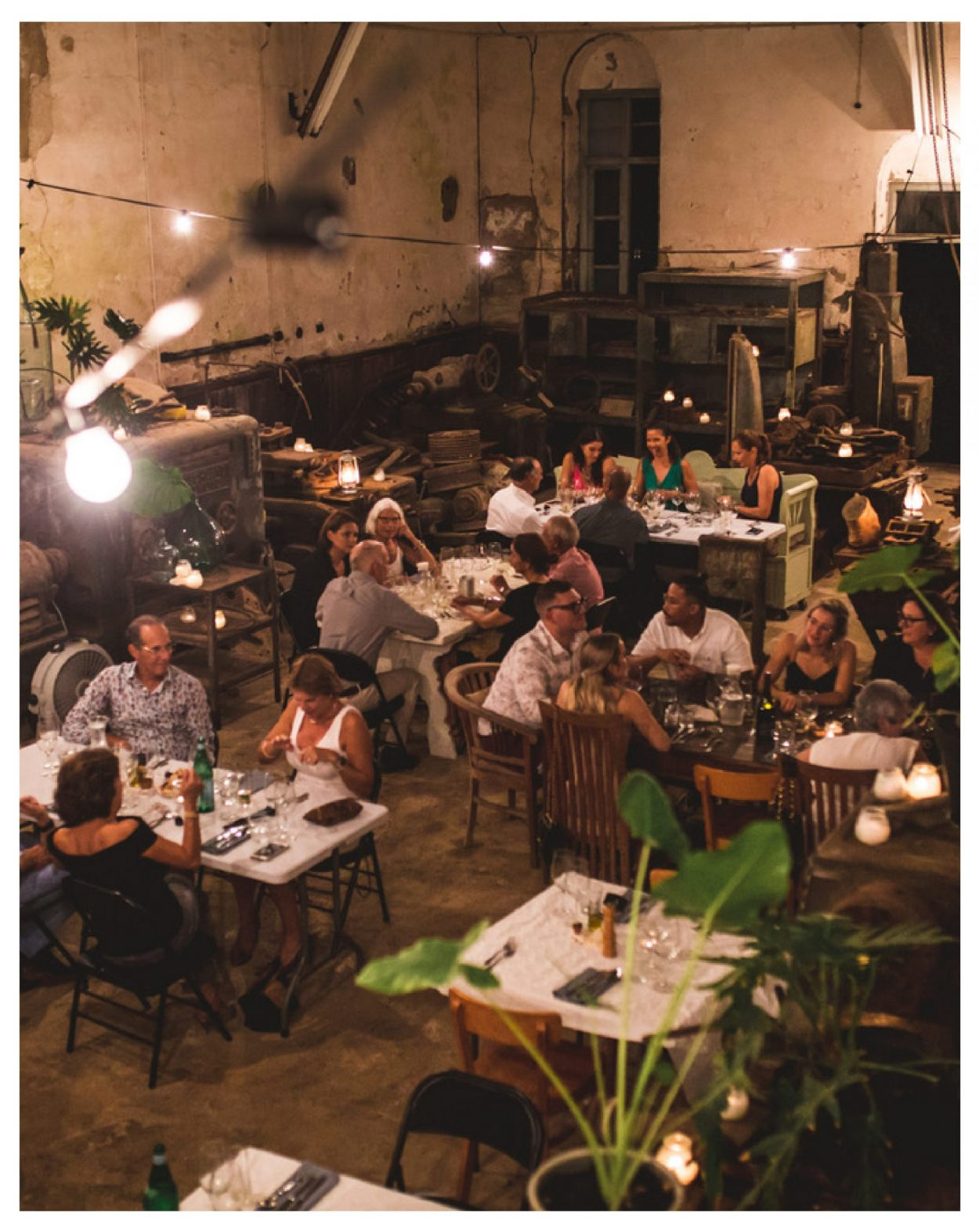 Caribbean Pop up restaurant