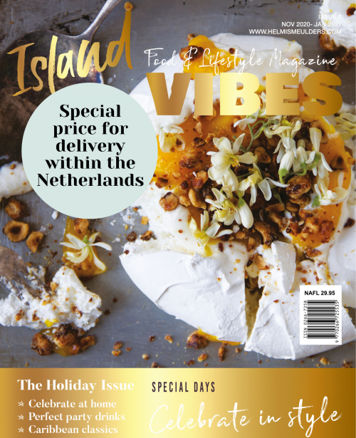 Caribbean food magazine